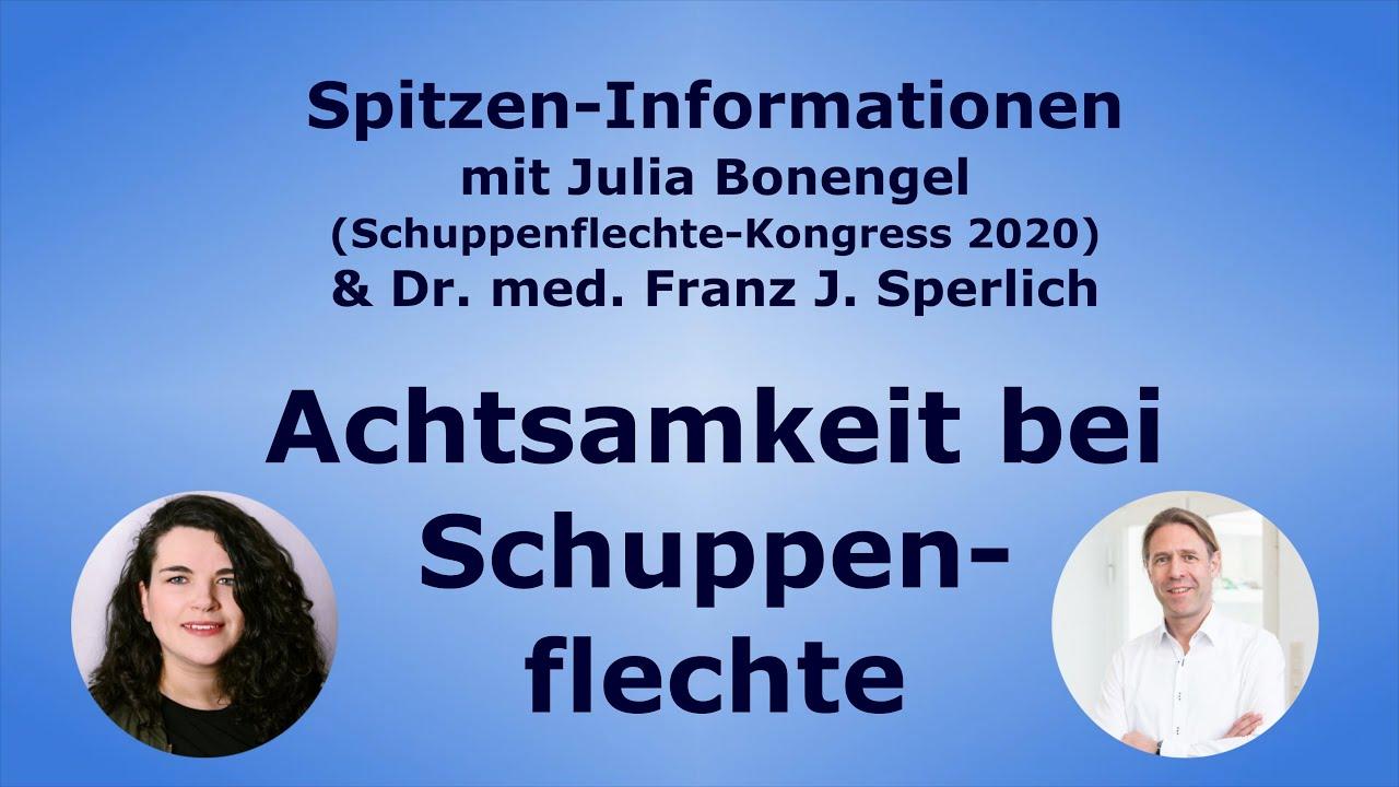 Achtsamkeit bei Schuppenflechte / Psoriasis - Dr. med. Franz J. Sperlich