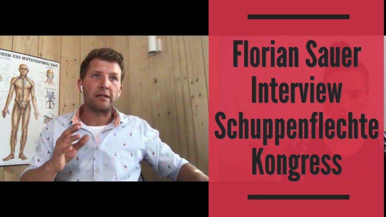 Florian Sauer Interview Schuppenflechte Kongress
