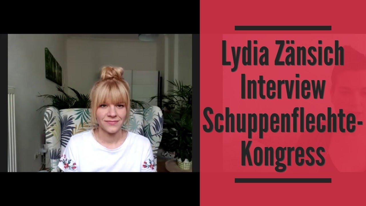 Lydia Zänsich Interview Schuppenflechte Kongress