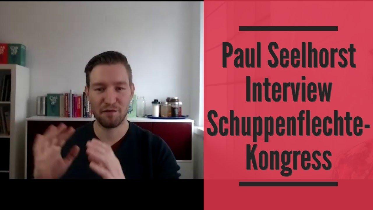 Paul Seelhorst Interview Schuppenflechte Kongress
