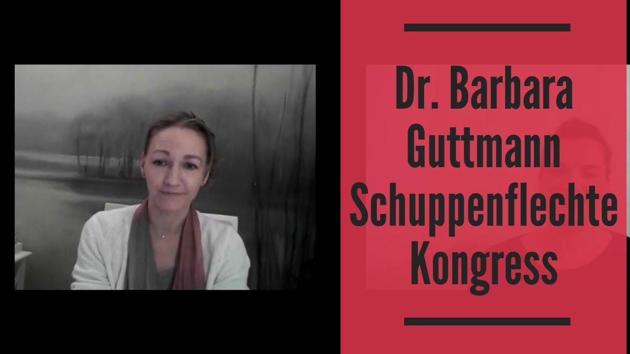 Dr Barbara Guttmann Interview Schuppenflechte Kongress