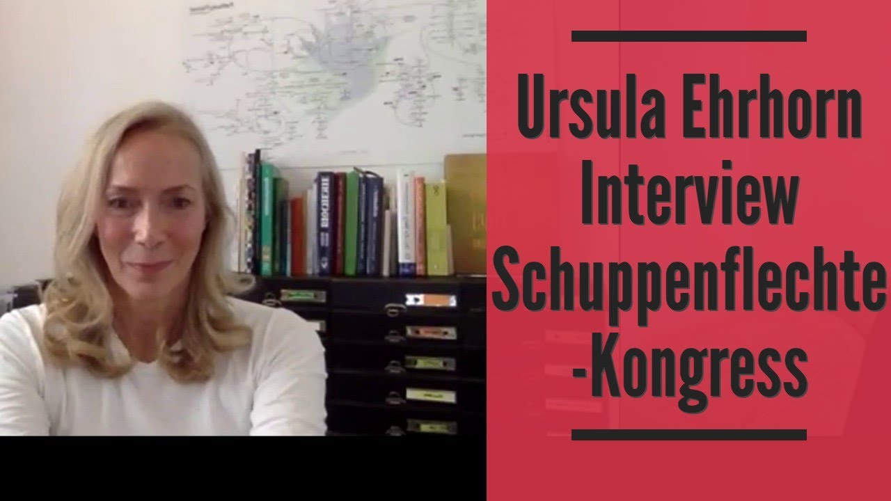 Ursula Ehrhorn Interview Schuppenflechte-Kongress