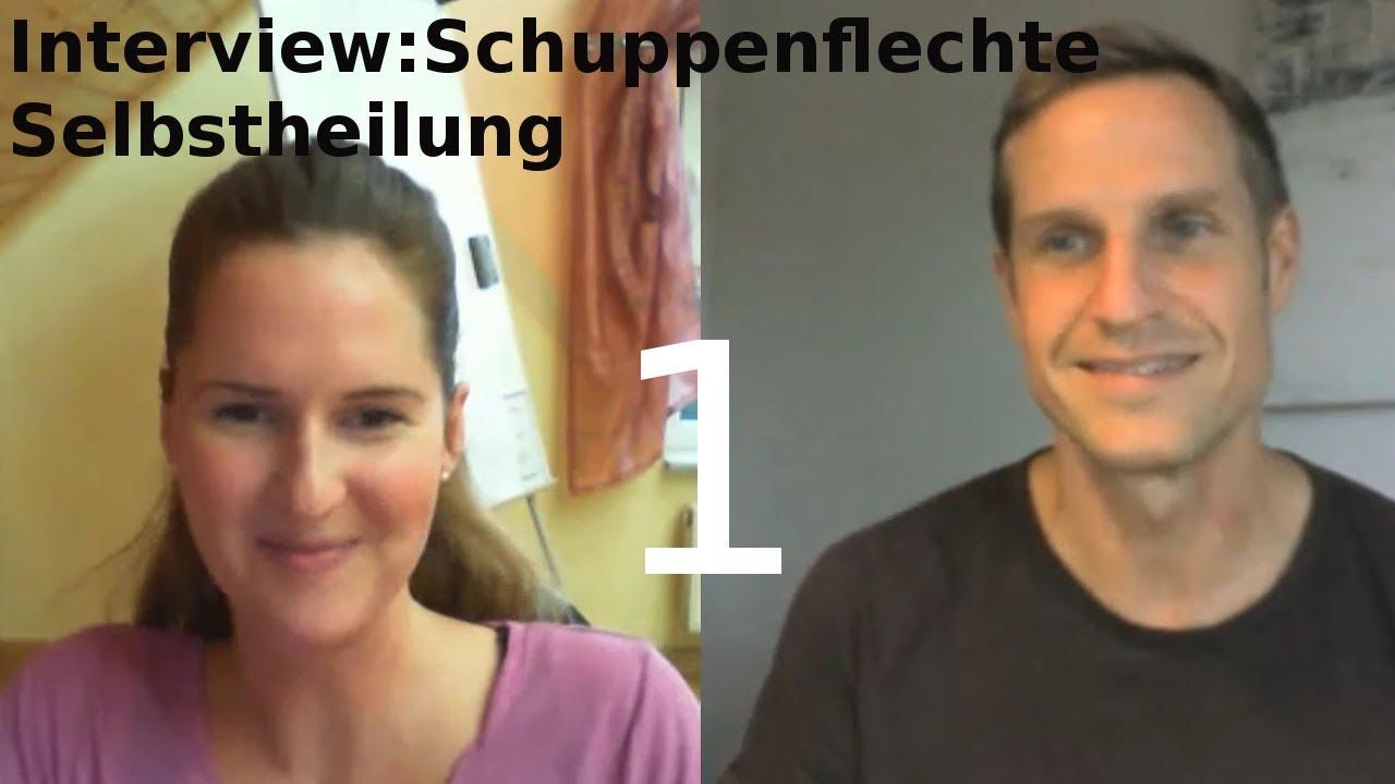 Schuppenflechte Interview / Selbstheilung ohne Medikamente! Teil 1