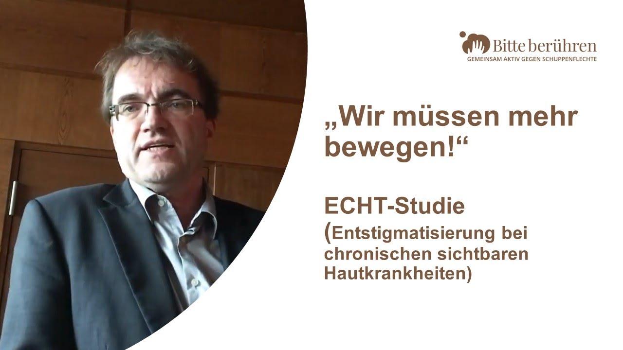"""Stigmatisierung bei Schuppenflechte: """"Wir müssen mehr bewegen!"""" - ECHT-Studie"""