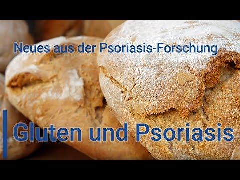 """""""Gluten und Psoriasis"""" - Neues aus der Schuppenflechte/ Psoriasis-Forschung"""