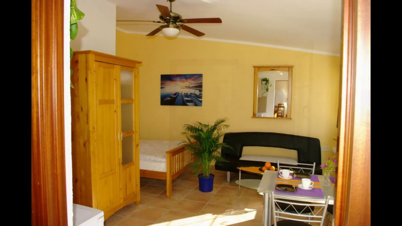 Apartment Costa Blanca Garra rufa Schuppenflechte.MP4