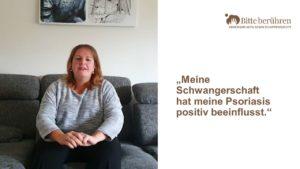 Melissa berichtet: Veränderung ihrer Schuppenflechte während ihrer Schwangerschaften
