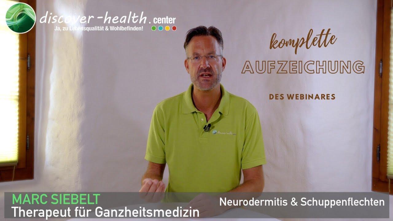 Die Rolle des Darms bei Neurodermitis & Schuppenflechte