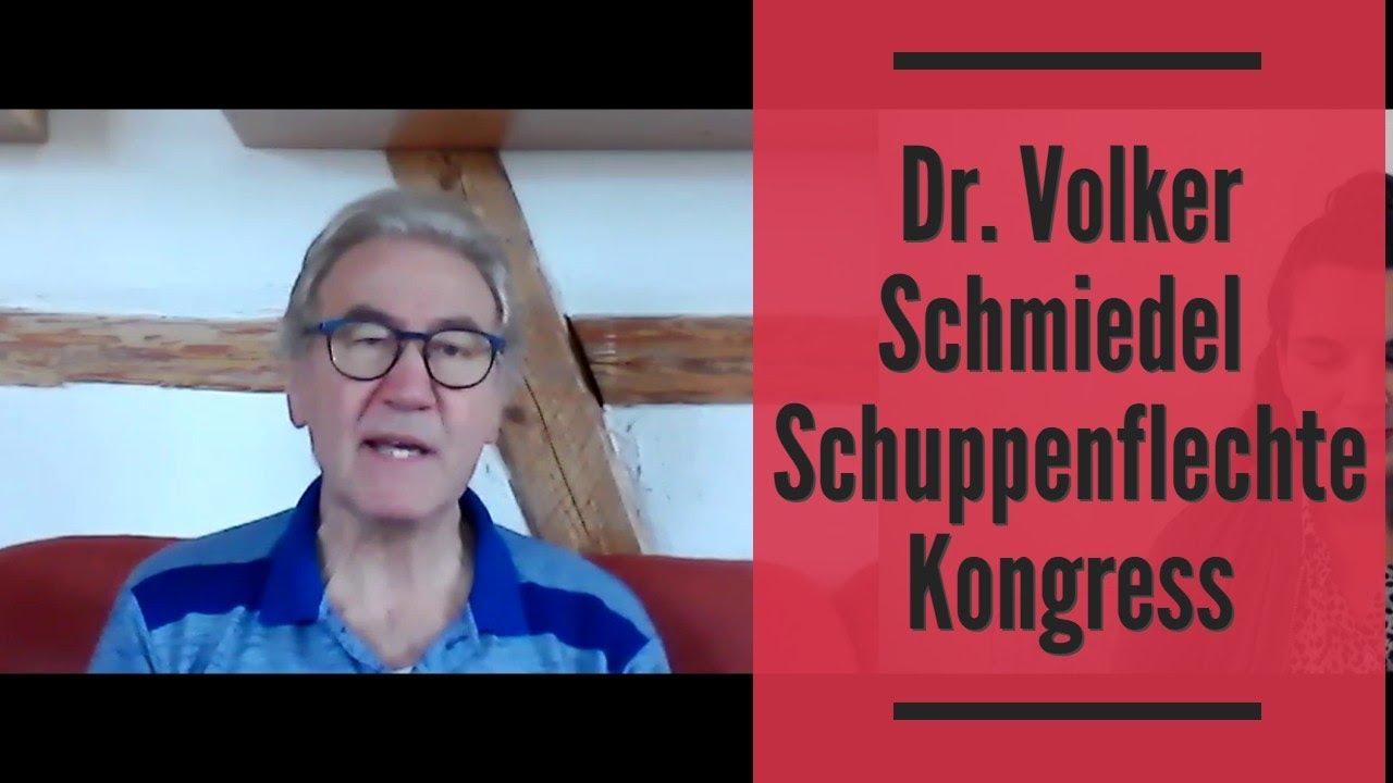 Dr Volker Schmiedel Interview Schuppenflechte Kongress