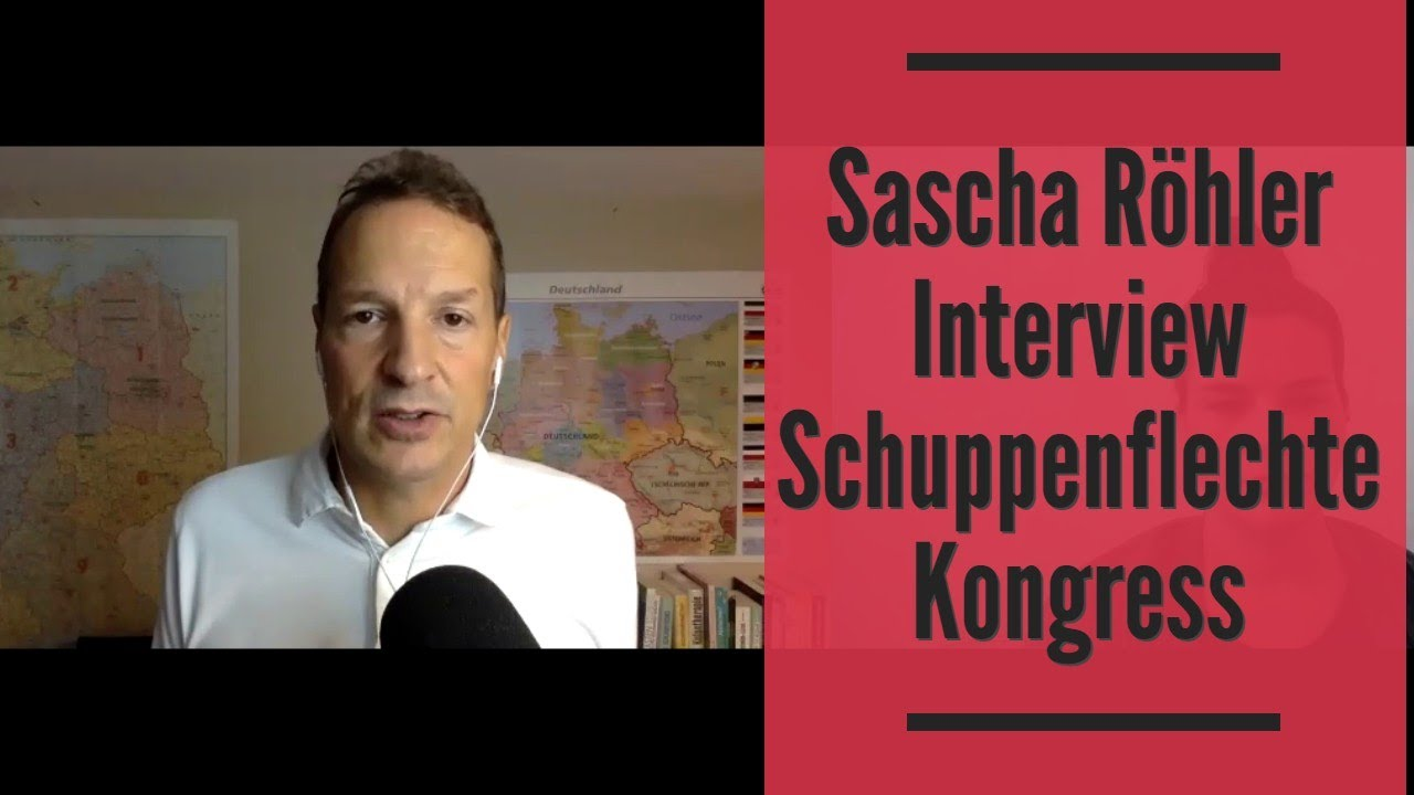 Sascha Röhler Interview Schuppenflechte Kongress
