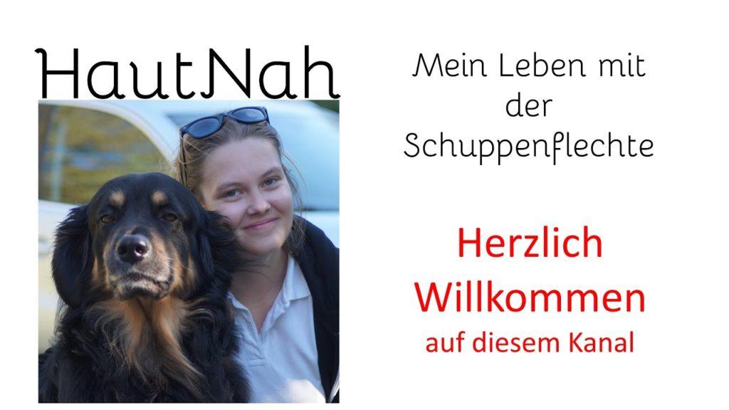 """Willkommen bei """"HautNah - Mein Leben mit der Schuppenflechte"""""""