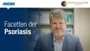 Facetten der Psoriasis – Prof. Dr. Schön informiert über Schuppenflechte | Amgen