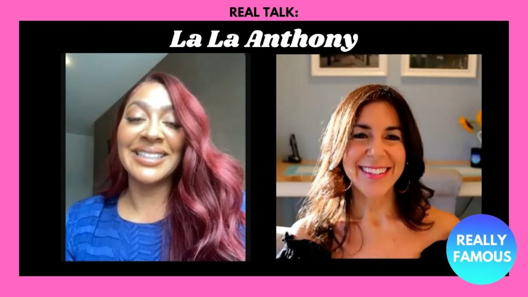 LA LA ANTHONY opens up: therapy, affirmations, Carmelo, social media, psoriasis