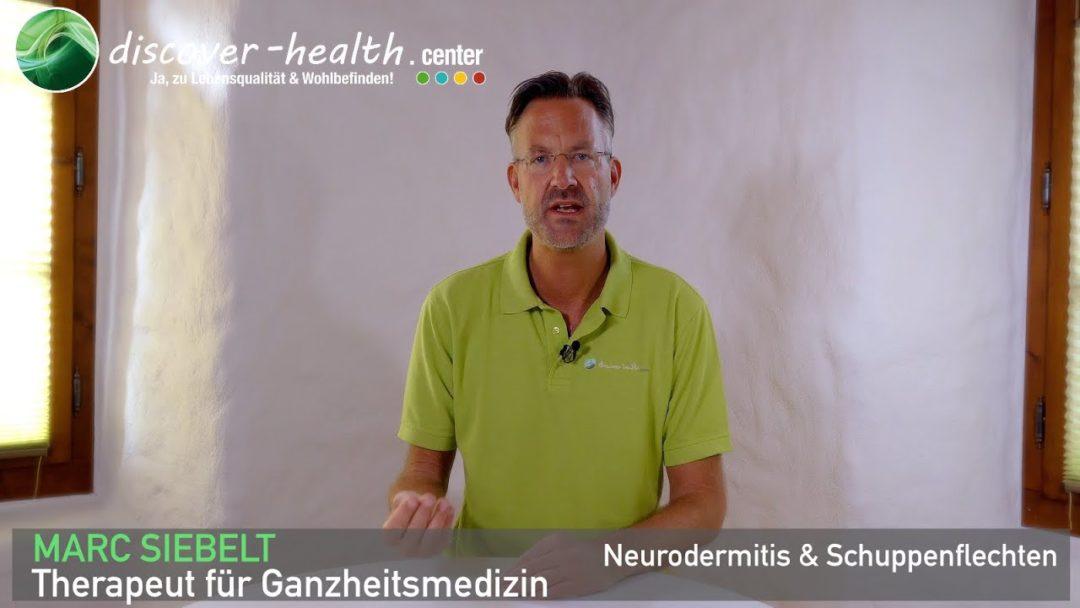 Neurodermitis & Schuppenflechte (Psoriasis) - Die Verunsicherung ist gross!